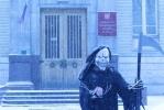 Смерть в Минздраве: Фоторепортаж