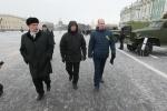 Фоторепортаж: «Полтавченко на выставке 27 января»