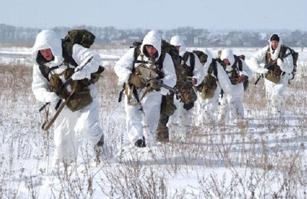 Российские морпехи: «Мы выезжали в Луганск»