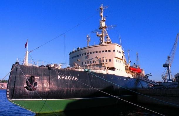 На борту ледокола-музея «Красин» открылась первая после ремонта выставка