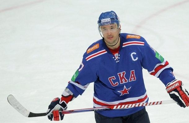 Капитан ХК СКА нецензурно назвал журналистов после матча со «Слованом»