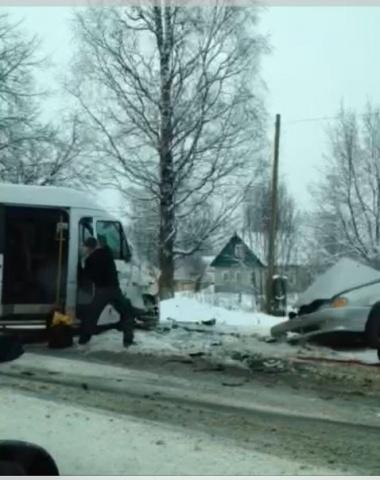 Авария на Киевском шоссе : Фото