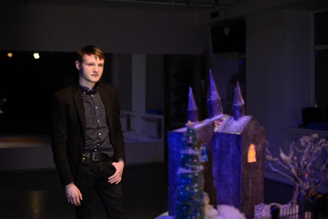 Эдуард Жолнин, фото: Сергей Ермохин: Фото