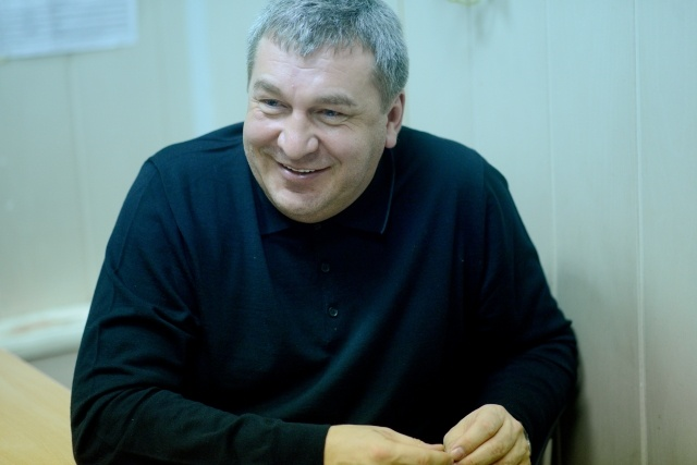Вице-губернатор Игорь Албин: Фото