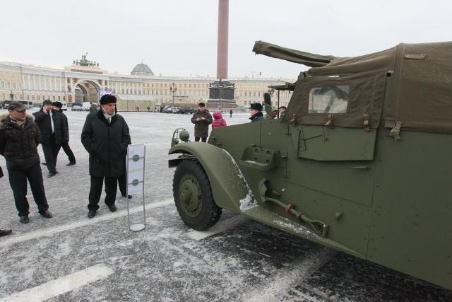 Полтавченко на выставке 27 января: Фото