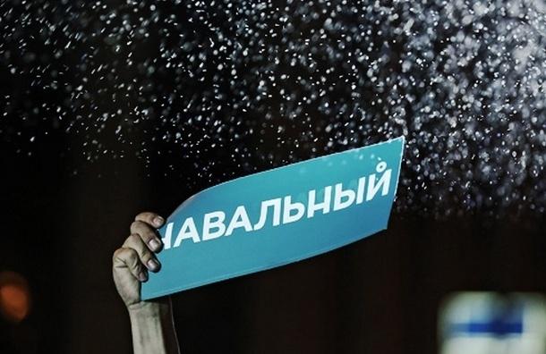Власти Петербурга согласовали митинг в поддержку братьев Навальных