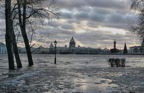 Сегодня в Северной столице ожидается до 2 градусов тепла