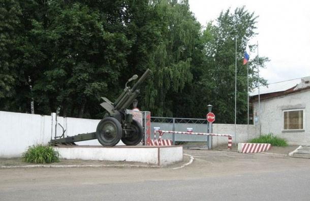 В воинской части в Каменке обрушилось здание казармы