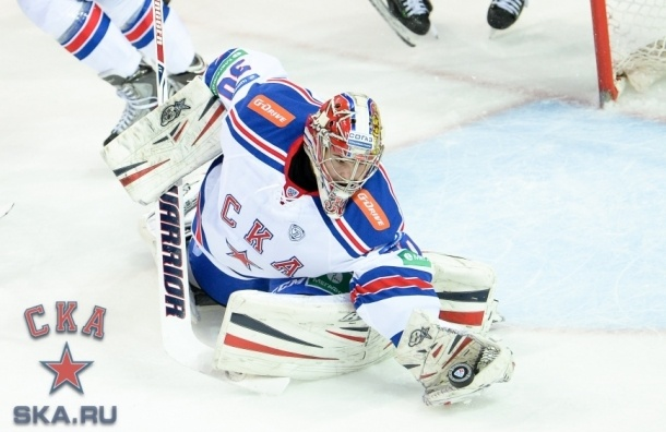 СКА обыграл рижское «Динамо» в серии буллитов – 3:2