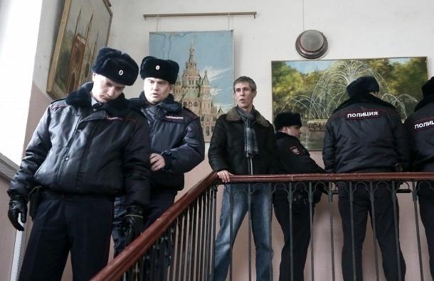 Страдания Алексея Панина: артист доставлен в отделение полиции