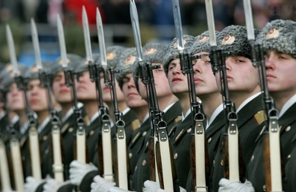 В российской армии смогут служить иностранцы