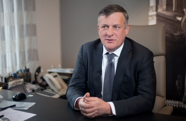 Глава «Петербургтеплоэнерго» Сергей Густов уходит со своего поста