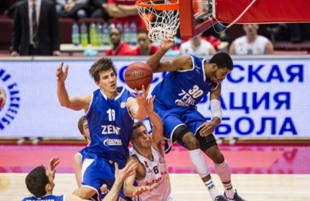 БК «Зенит» обыграл «Нилан Байзонс» в матче Единой лиги ВТБ
