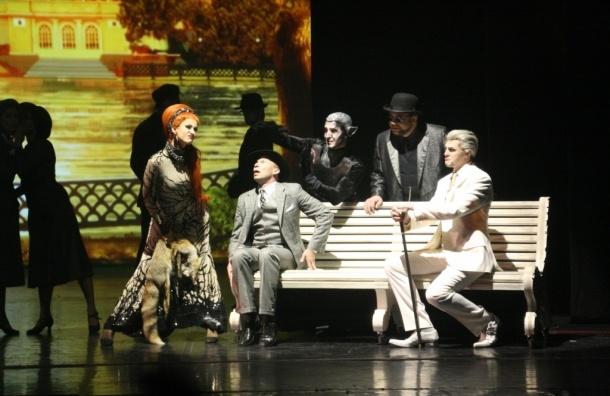 2 марта мюзикл «Мастер и Маргарита» переедет из Петербурга в Москву