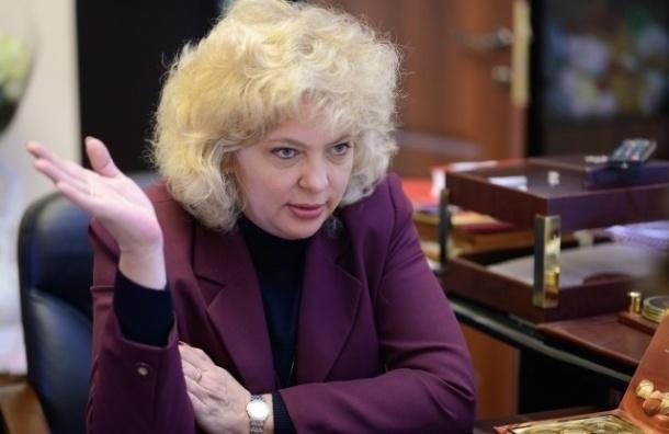 Детским омбудсменом Петербурга избрана Светлана Агапитова