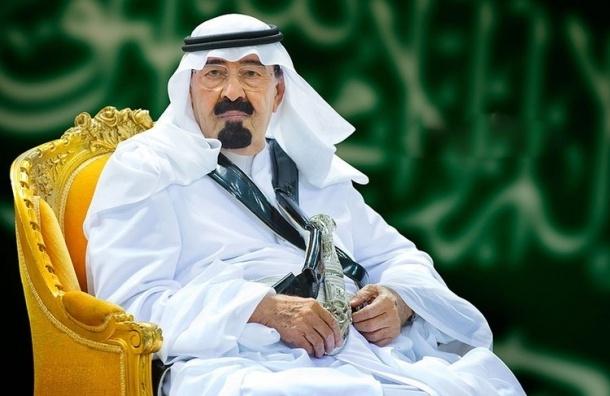 Скончался король Саудовской Аравии Абдалла