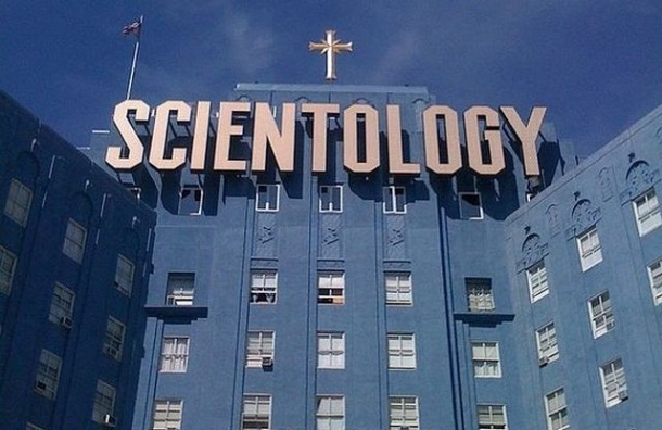 Саентологи совершили крупное мошенничество в пользу своей церкви