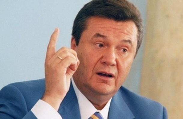 Суд Киева заочно санкционировал арест Януковича и его соратников