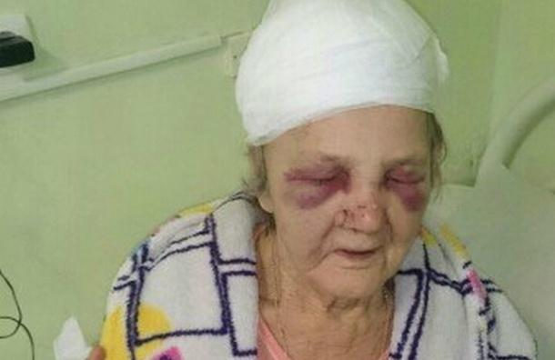 В Петербурге задержан грабитель, совершивший серию нападений на пожилых женщин