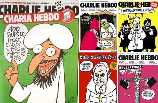 Charlie Hebdo вновь напечатают карикатуры на пророка Мухаммеда