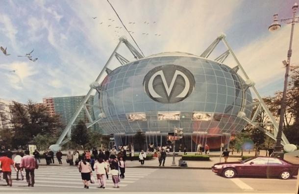 Над «Фрунзенской» построят единый диспетчерский центр в виде паука