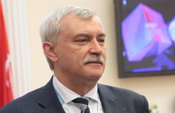 Полтавченко отказался называть улицу в Петербурге в честь Ахмада Кадырова