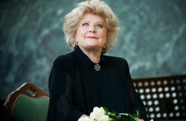 Оперную певицу Елену Образцову похоронят на Новодевичьем кладбище