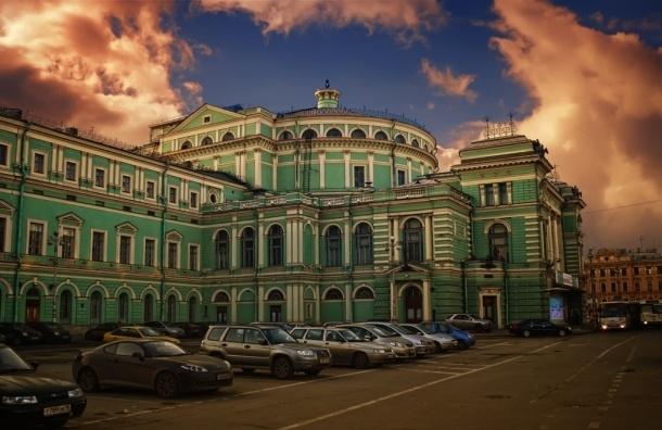 Полиция ищет в Мариинском театре бомбу