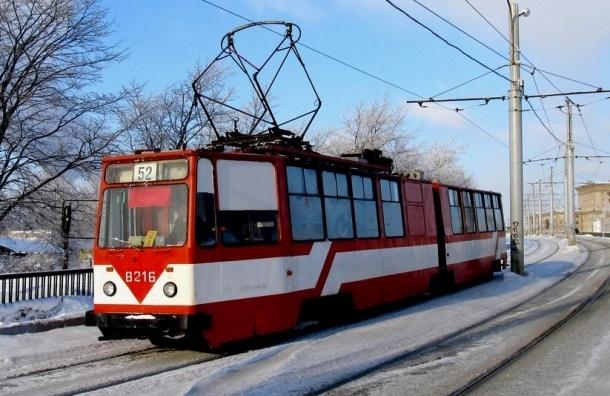 В Кировском районе столкнулись трамваи – пострадали четыре человека