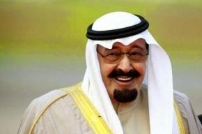 За 24 часа запись о смерти саудовского короля собрала более 1,2 твиттов