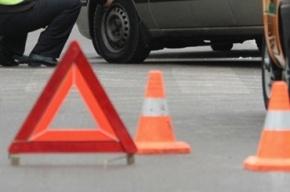 4 человека пострадали в ДТП на Благодатной улице
