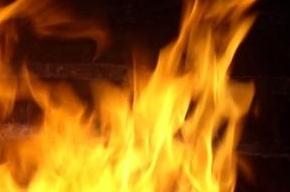В Кронштадте горела квартира