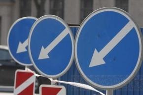 До середины февраля на улице Большая Зеленина будет ограничено движение