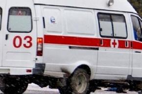 Kia насмерть сбила пенсионерку на 13 км трассы «Санкт-Петербург - Морье»