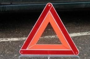 Два автомобиля столкнулись в Кировском районе