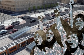 Реконструкция Сенной площади вызывает протесты
