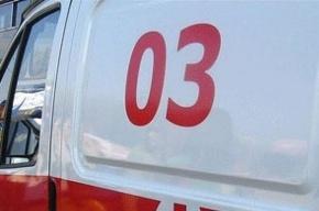 На Гражданском проспекте 15-летняя школьница попала под машину