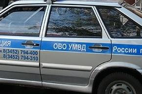 Три кавказца ограбили магазин, избив продавщицу