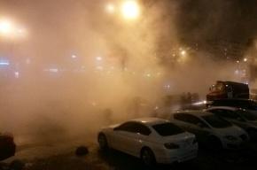 Из-за прорыва трубы в Кировском районе ограничено движение