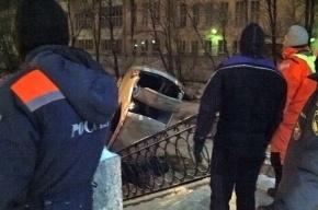 На дне Смоленки обнаружили тело водителя