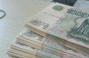 В Петербурге директор организации забрал себе 2,5 миллиона рублей