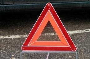 В аварии на трассе «Нарва» погиб водитель