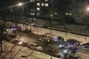Пьяный виновник ДТП пытался скрыться под машиной ДПС