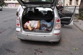Автомобиль, который был в розыске, нашли вместе с трупом