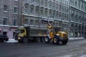 Новогодняя уборка в Петербурге привлекла прокуратуру