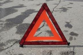 Пятеро человек пострадали в утреннем ДТП у поселка Первомайское