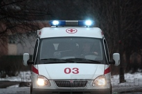На Лиговском проспекте автобус сбил пенсионерку