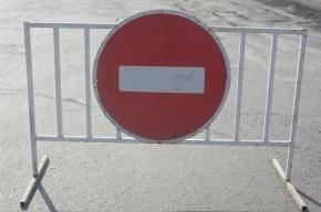 Ограничено движение транспорта по Беловодскому переулку