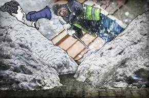 Лучшие и худшие районы по уборке снега