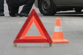 Сотрудница полиции стала виновницей серьезного ДТП в Ленобласти